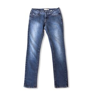 Paris Blues Skinny/Straight Jeans 0329